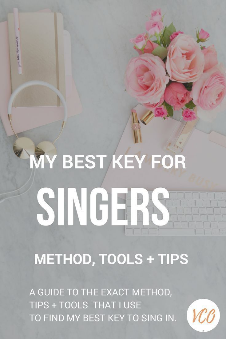 Singing Tipps, Vocal, Music, Exercises, Hobby, Online Courses, Singing Lessons  Struggling to find your best key in a song? Take these steps and get clarity where you sound best! FREE Singing Tips, FREE TRIAL LESSON on Skype , please, join the 100% free 5 Day Voice Mastery Challenge at www.zenofvoice.com/en/challenge #breathingexercisesforsinging #howtosing