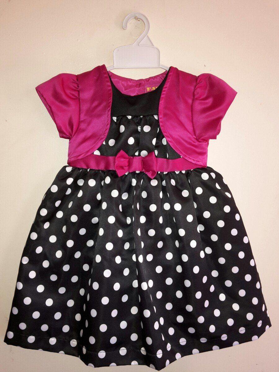 e187076f9 Vestidos De Fiesta Para Bebés Niñas! Talla 2 - Bs. 4.500,00 en MercadoLibre