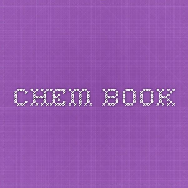 Chem Book Chemistry Pinterest Chemistry and Teacher