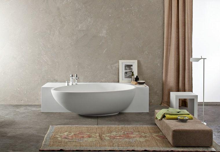 Idées d\u0027aménagement de salle de bain avec baignoire design