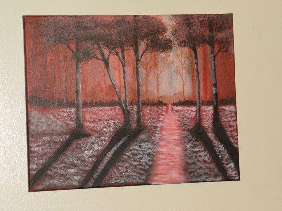 Orange Glow by JMIII on Etsy, $50.00