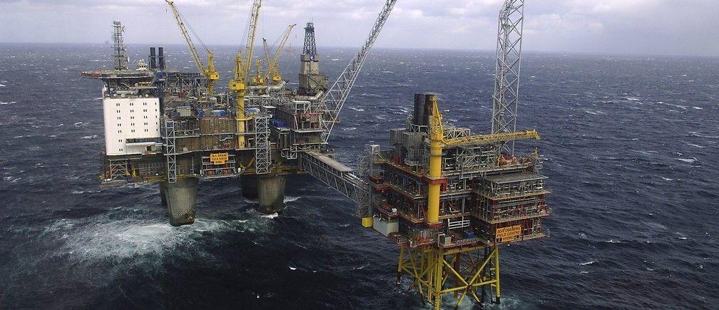 Where are the world's oil rigs? World Economic Forum