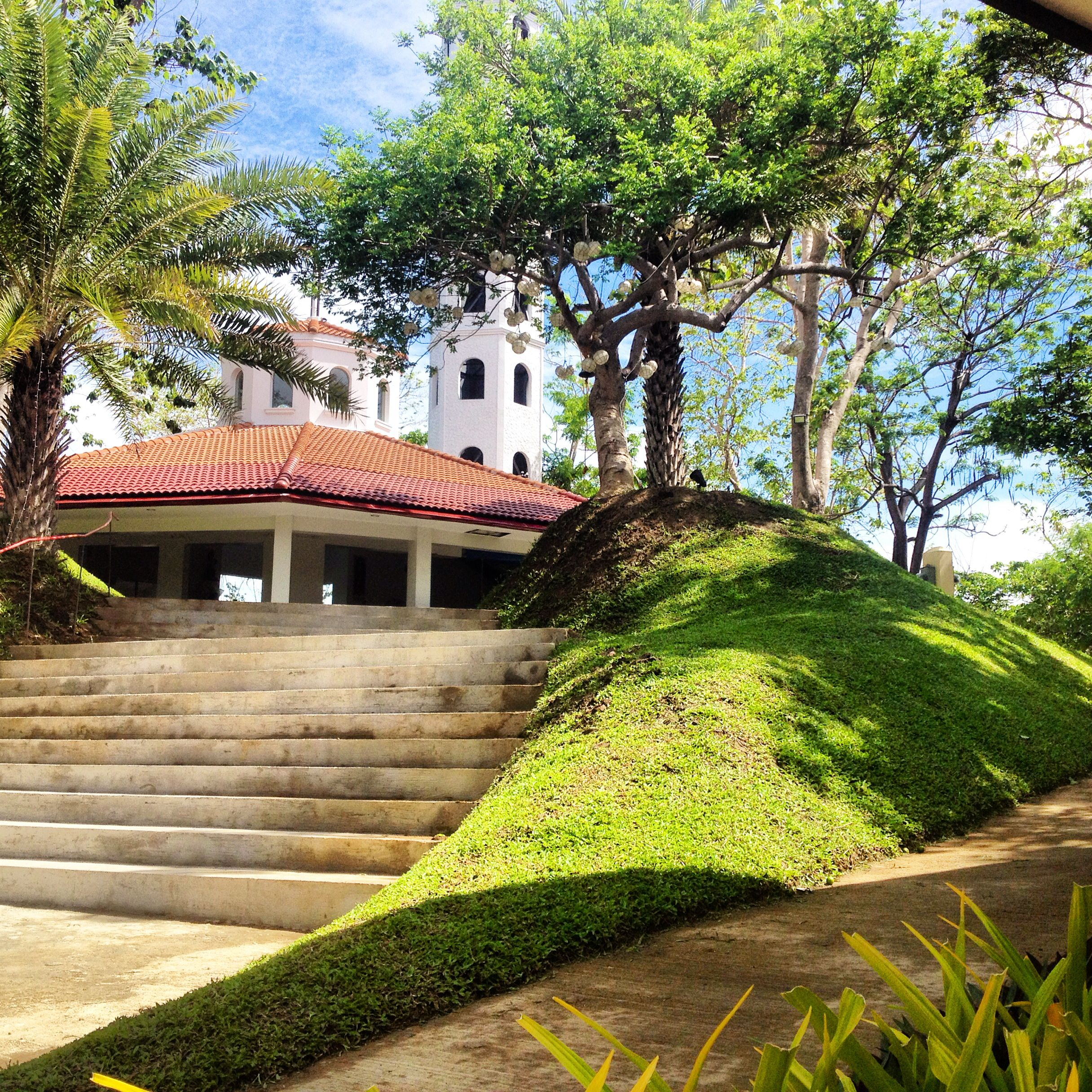 The Chapel Of Punta Fuego House Styles Mansions Chapel