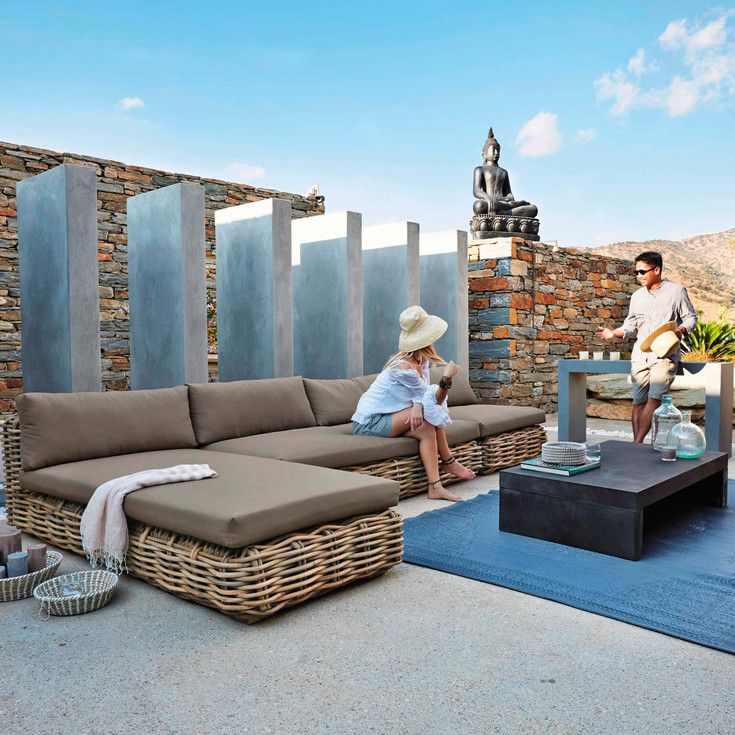 Maisons du Monde | Outdoor living, garden balcony terrace