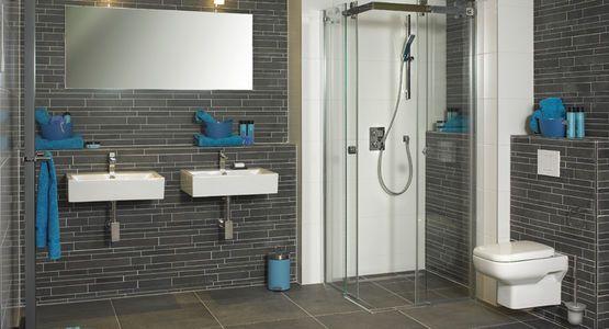 Complete badkamers van Piet Klerkx - Badkamer | Pinterest ...