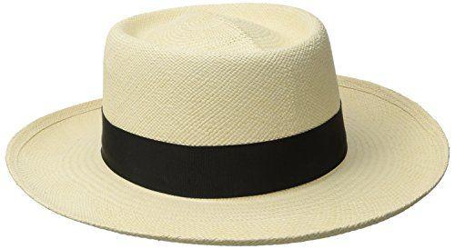 Pantropic Men s Trinidad Fedora Hat 564415abb491