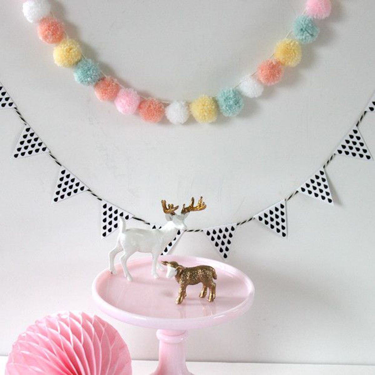 Table decoration / decoración mesa