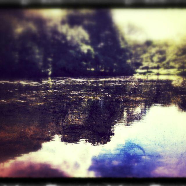 Fairy lake...