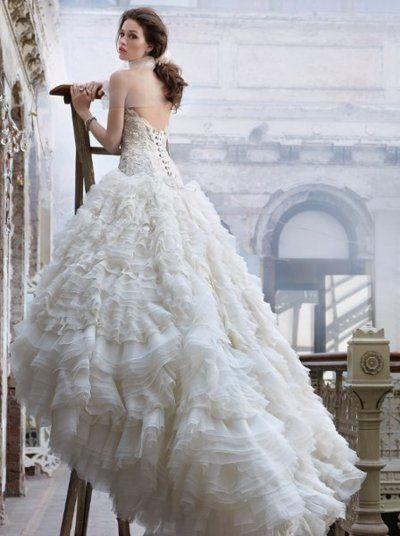 Vestido increíble !!