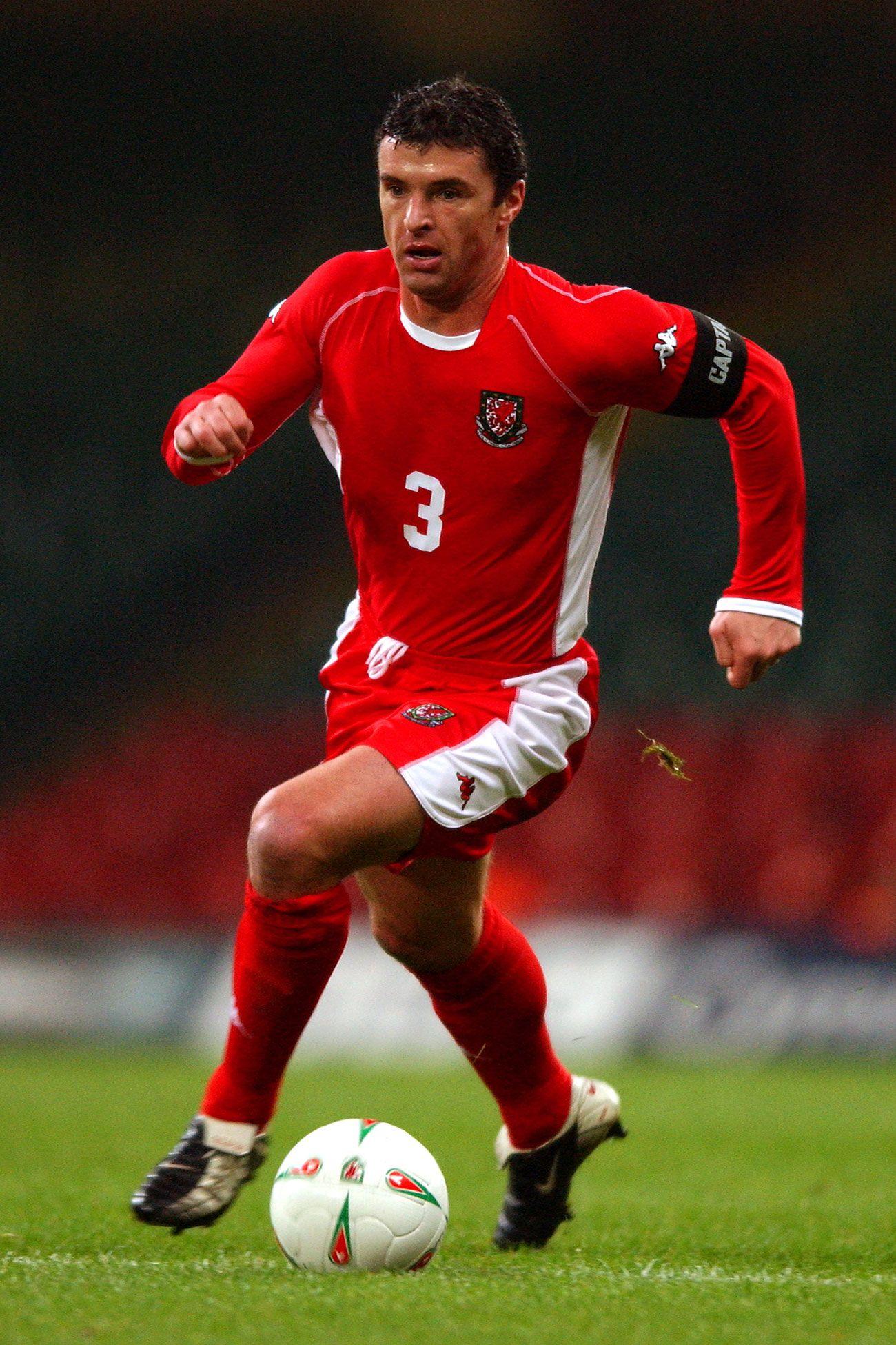 Gary Speed Welsh Football Gary Speed Football Players