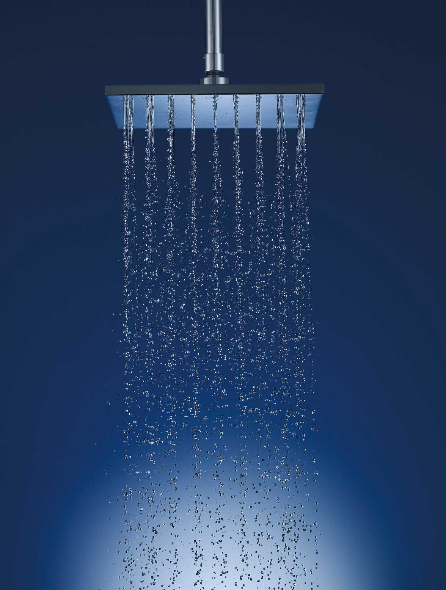 Kohler Water Efficient Air Induction Katalyst Showerheads