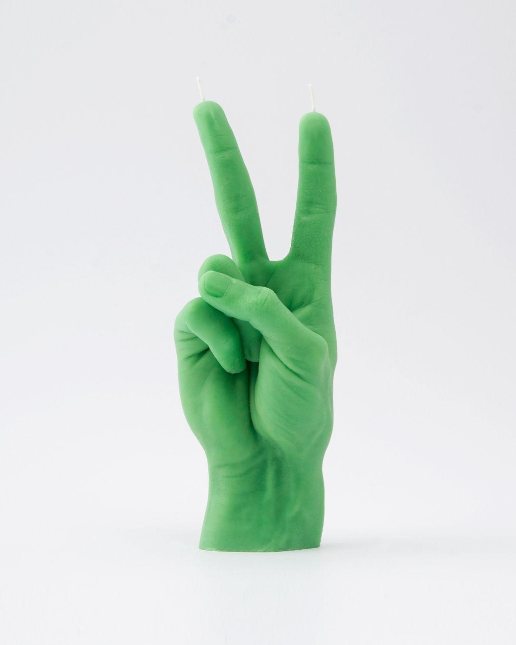 Winner Hand Sign