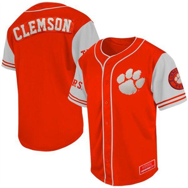 Pin on Clemson Jerseys for Men