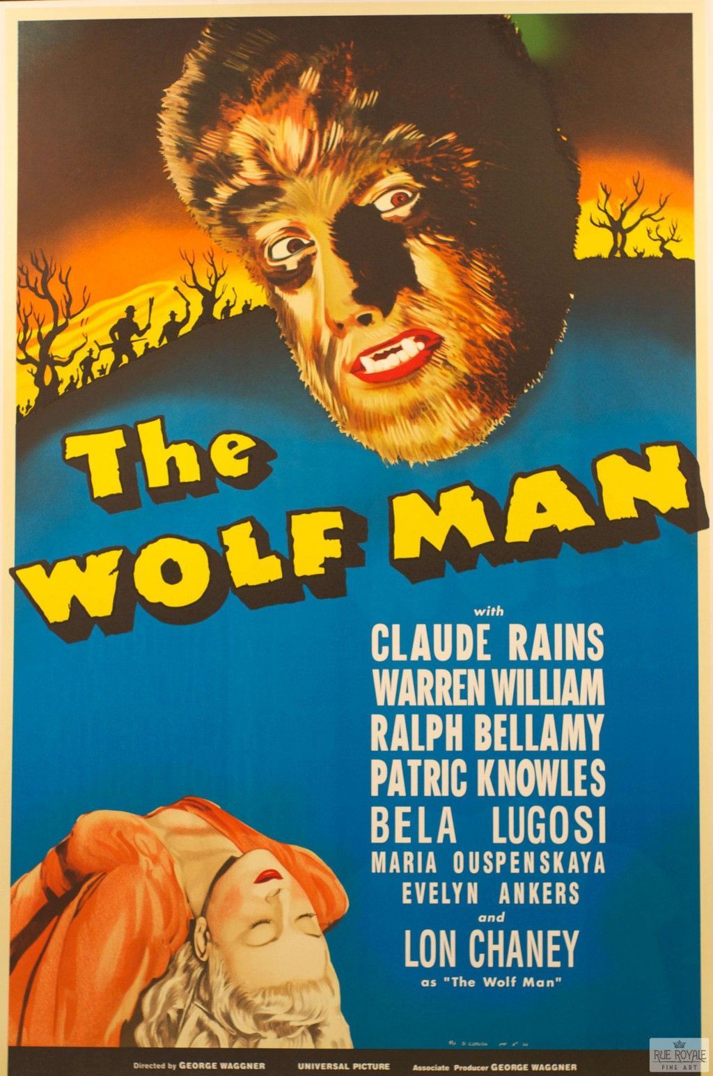 The Wolfman With Images Classic Monster Movies Classic Horror