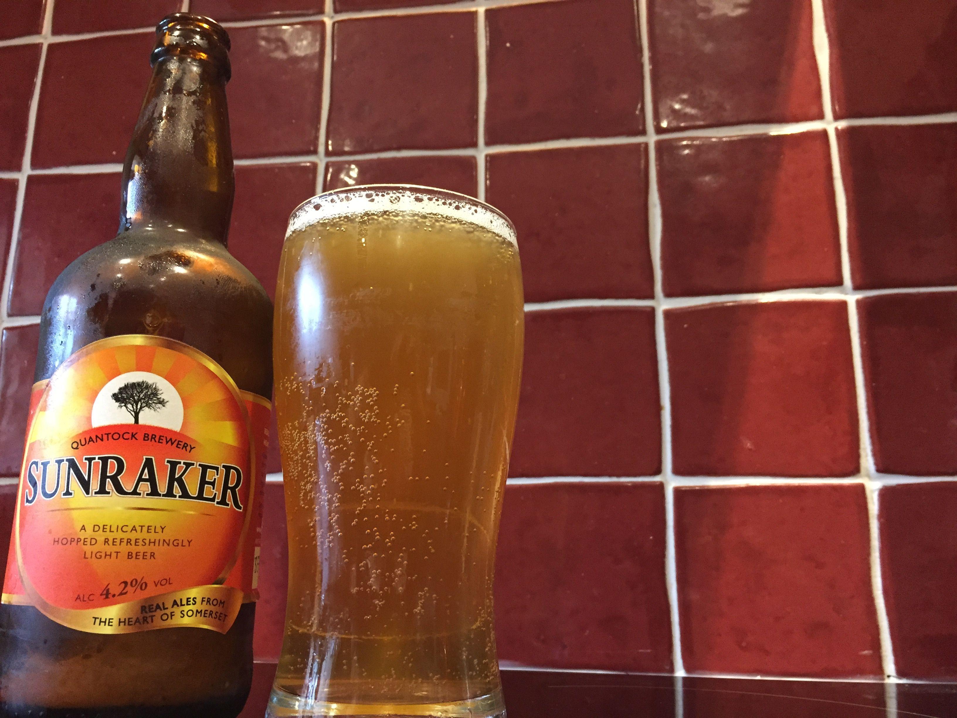 Quantock Brewery Sunraker