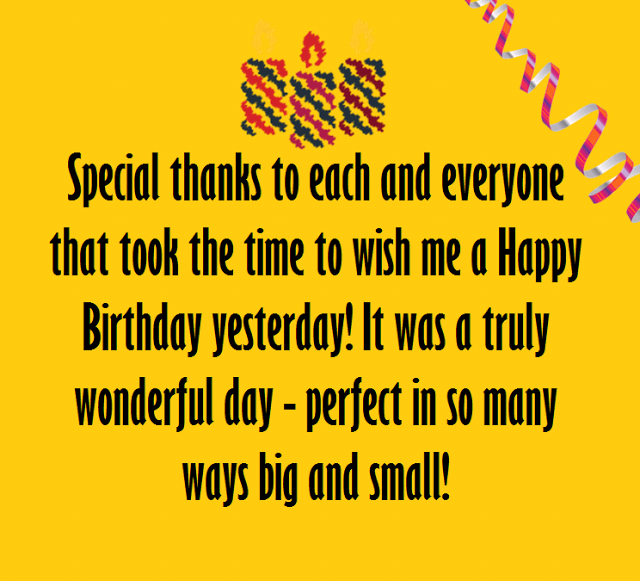 birthday thank you quotes Thank You Messages for Birthday Wishes | birthday | Birthday  birthday thank you quotes