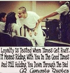 I Ll Hold It Down For Us Babe Jzt Know That While Ur Doing Ur Time I M Doing Time As Well I M Ur Ride Or Die Prison Quotes Gangsta Quotes Jail Quote