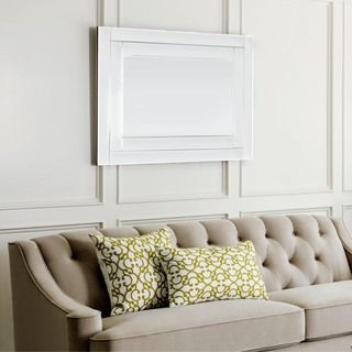 Shop for ABBYSON LIVING Fairmont Rectangle Wall Mirror. Get free shipping at Overstock.com - Your Online Home Decor Outlet Store! Get 5% in rewards with Club O!