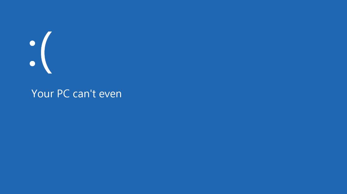 Windows 8 Blue Screen 1920x1080 Vaporwave Wallpaper Blue Screen Vaporwave