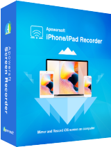 Apowersoft iPhone/iPad Recorder 1.0.2 -  Apowersoft iPhone/iPad Recorder is a powerful and jailbreak-free application for you to mirror and record any activities on your iOS devices along with sound. You just need to set your iPhone/iPad and your computer in the same Wi-Fi network, and the iOS device's screen will be immediately m... http://tvseriesfullepisodes.com/index.php/2016/03/07/apowersoft-iphoneipad-recorder-1-0-2/
