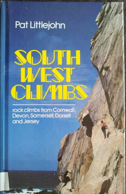 South West Climbs Rock Climbs From Cornwall Devon Somerset