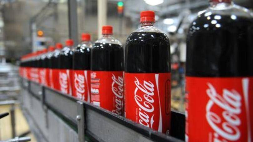 Fábrica da Coca-Cola na França