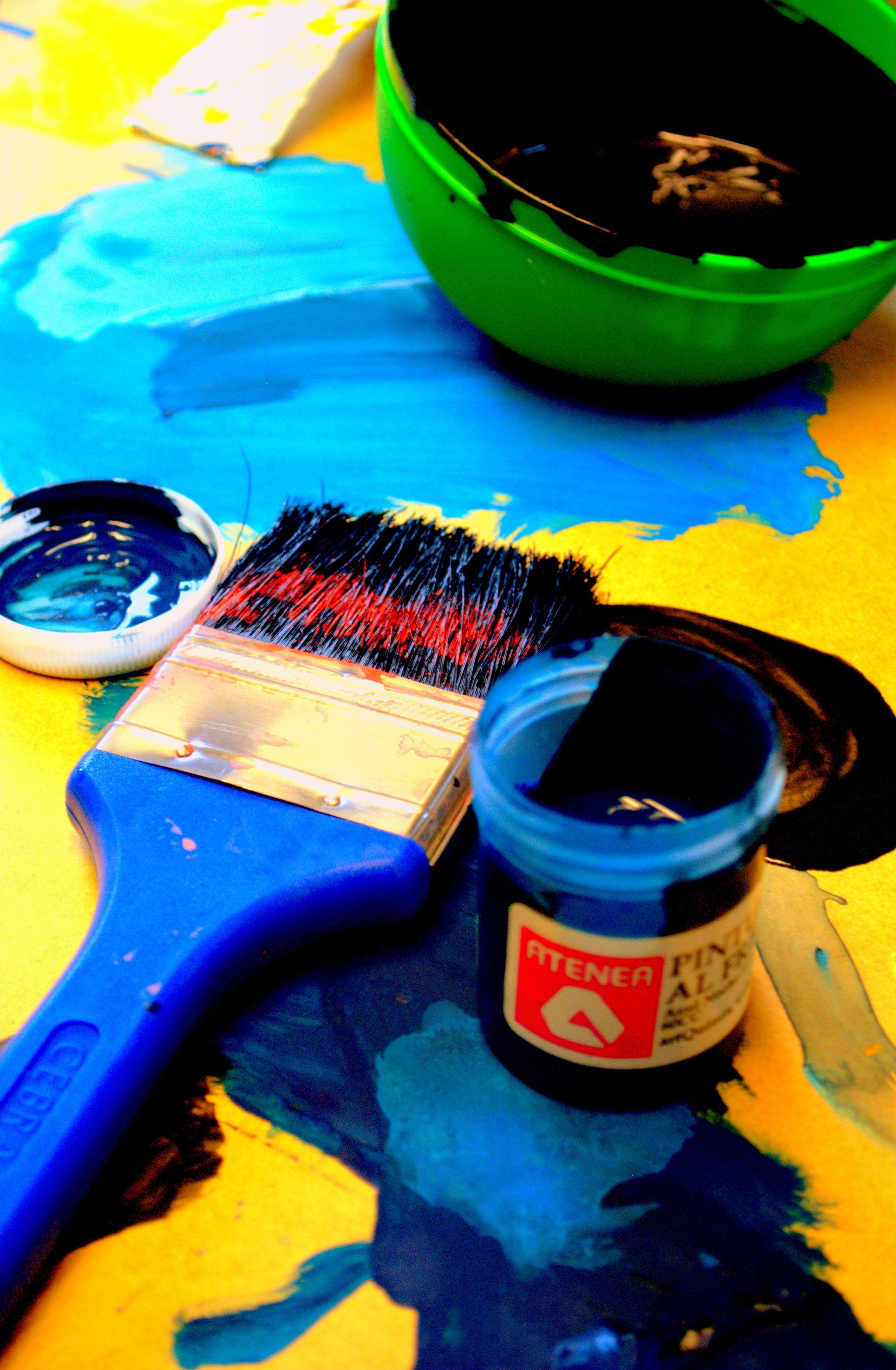Pintando con Marxiano