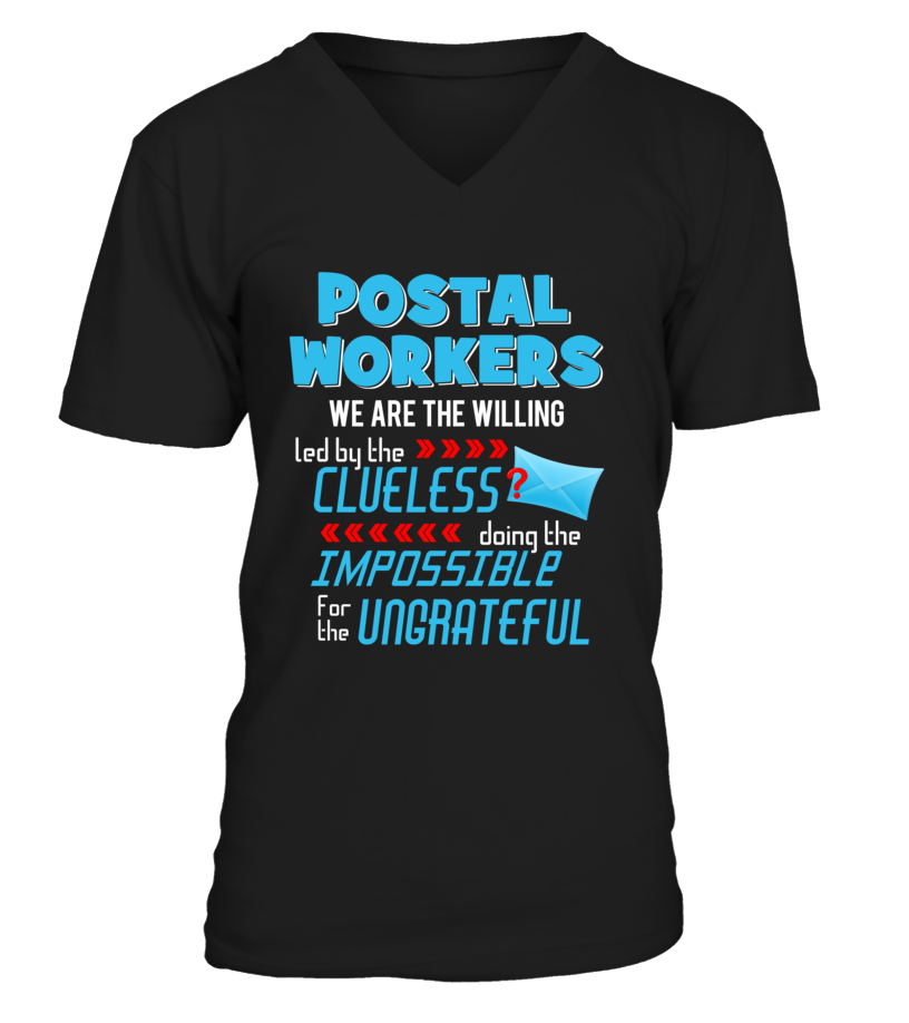 Postal Workers Doing The Impossible