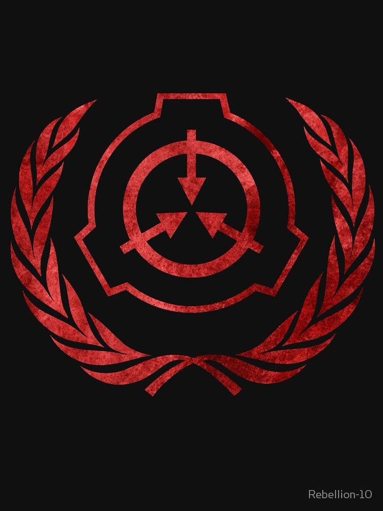SCP Foundattion Red Crest Logo Symbol Essential T-Shirt