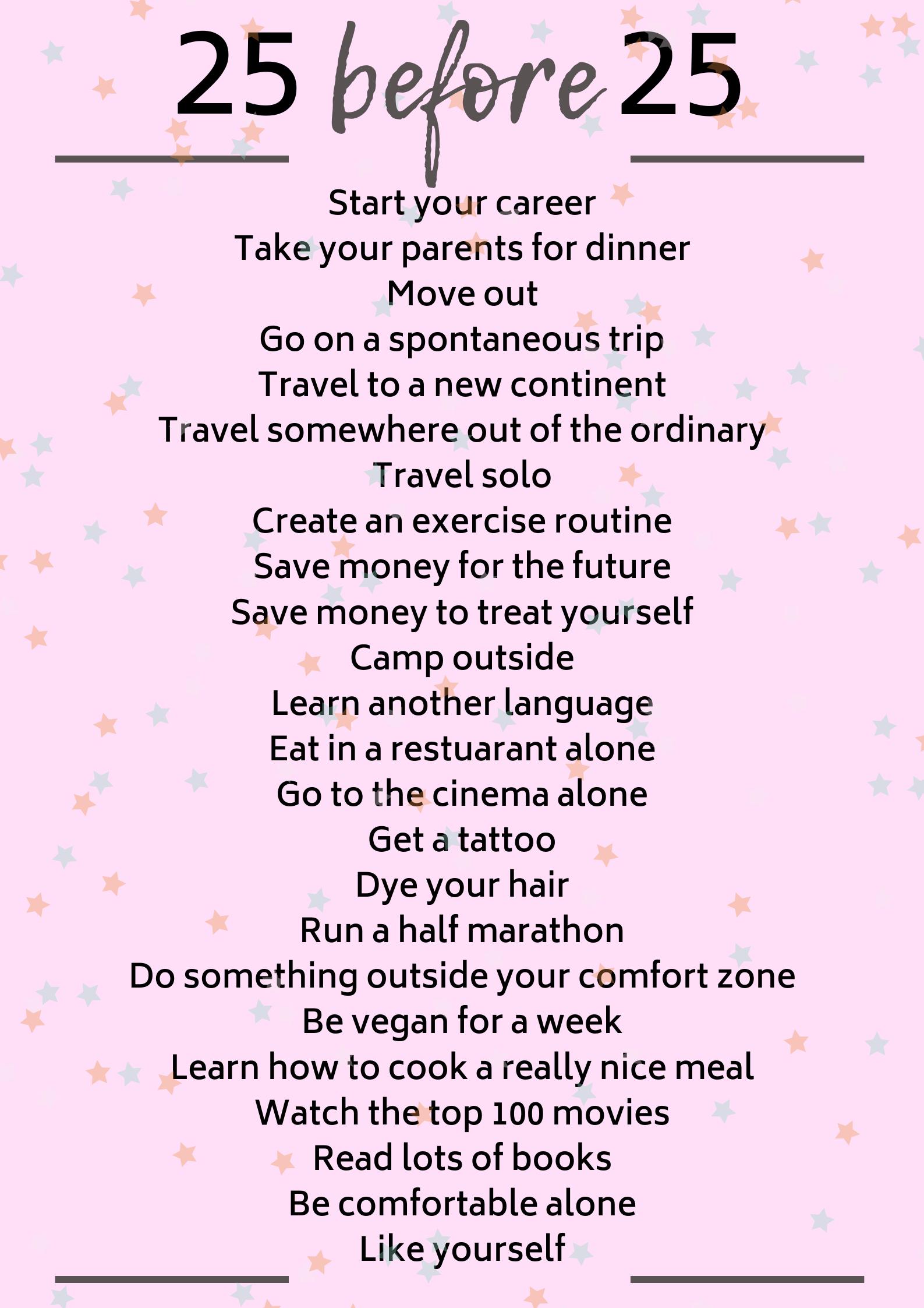 20 Aktivitäten Ideen in 20   aktivitäten, tipps fürs leben ...