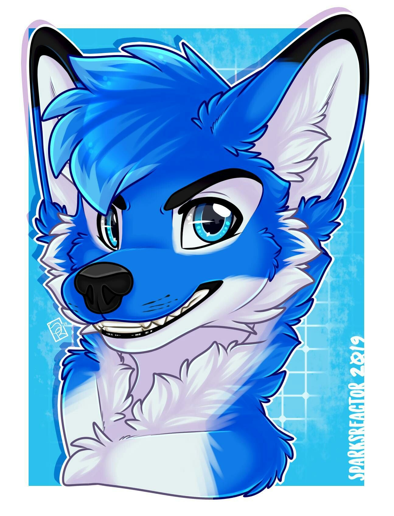 Pin By Tyberus On Headshot With Images Furry Drawing Furry