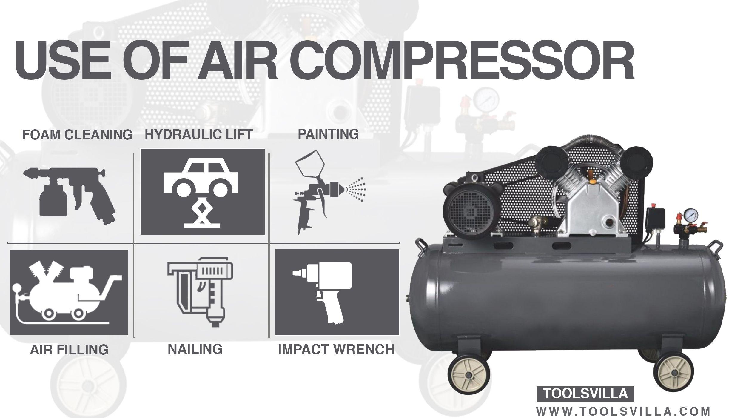 Air Compressor Air compressor, Compressor, Portable air