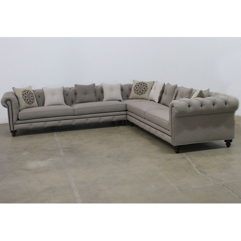 Tufted Nailhead Sofa New Upholstery Items In Now Tufted ...
