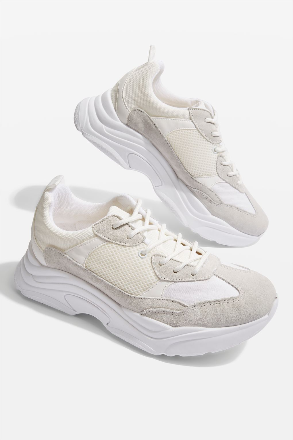 Topshop Finally Recreated Those Balenciaga Sneakers Everyone Is Wearing 24b7e2007a44b