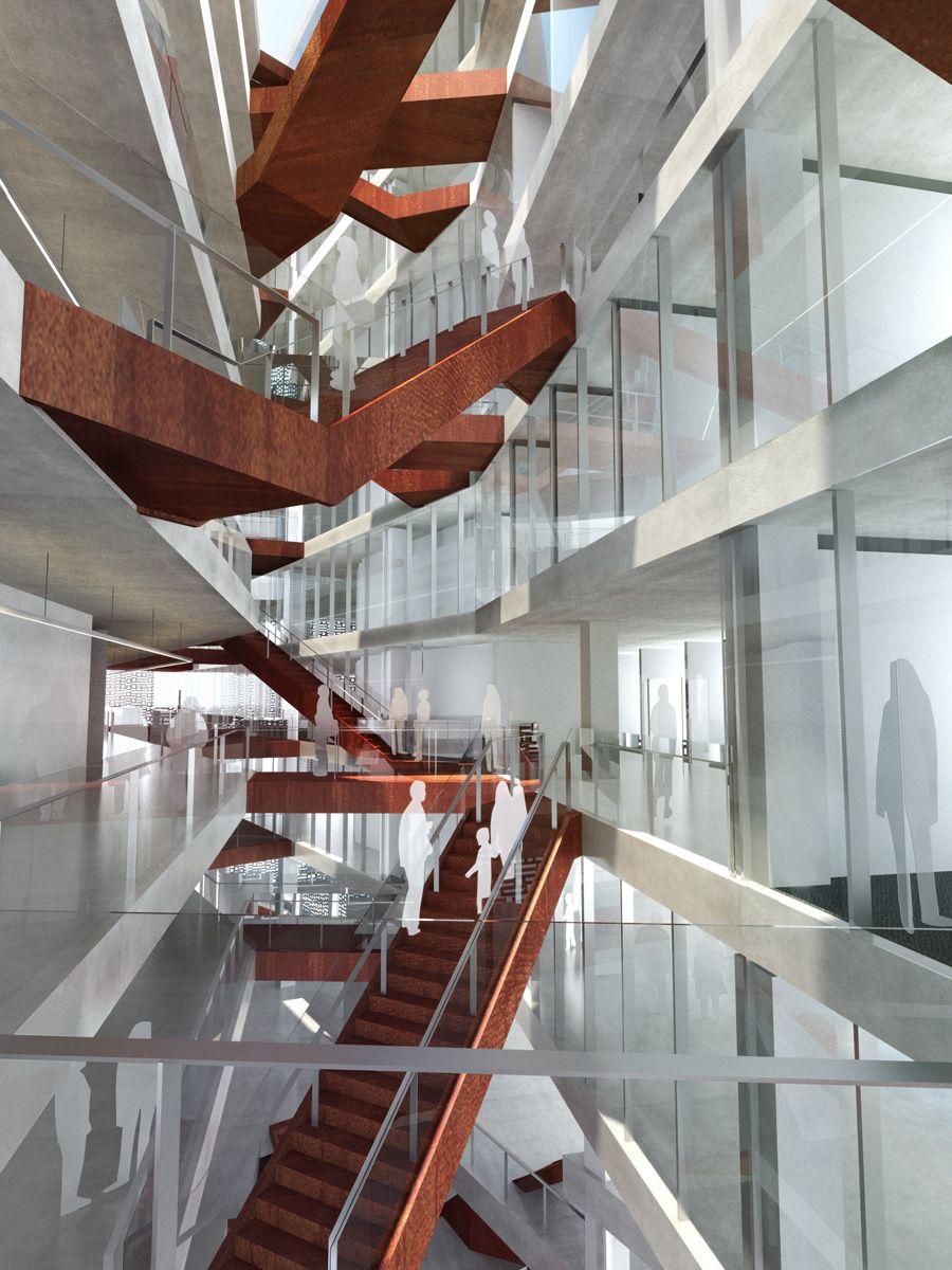 Faculty Of Engineering Information Technology University Of Technology Sydney Australia Architecture Urban Design Design