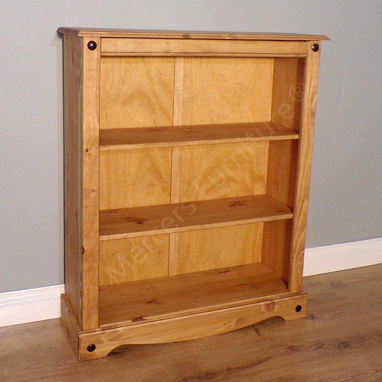 Mercers Furniture Corona Kleines B Cherregal Holz Antique Wax 84 X 29 X 100 Cm In 2020 Antique Wax Furniture Decor