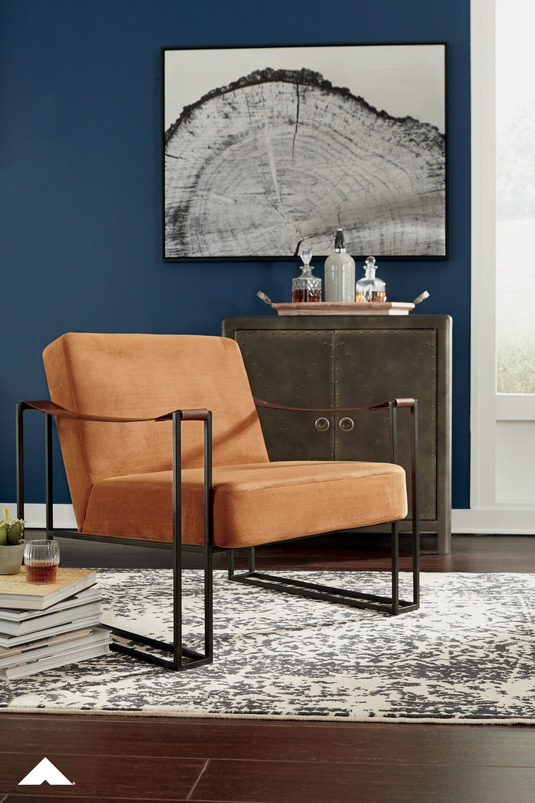 Kleemore Amber Accent Chair Less Is So Much More With This Ultra