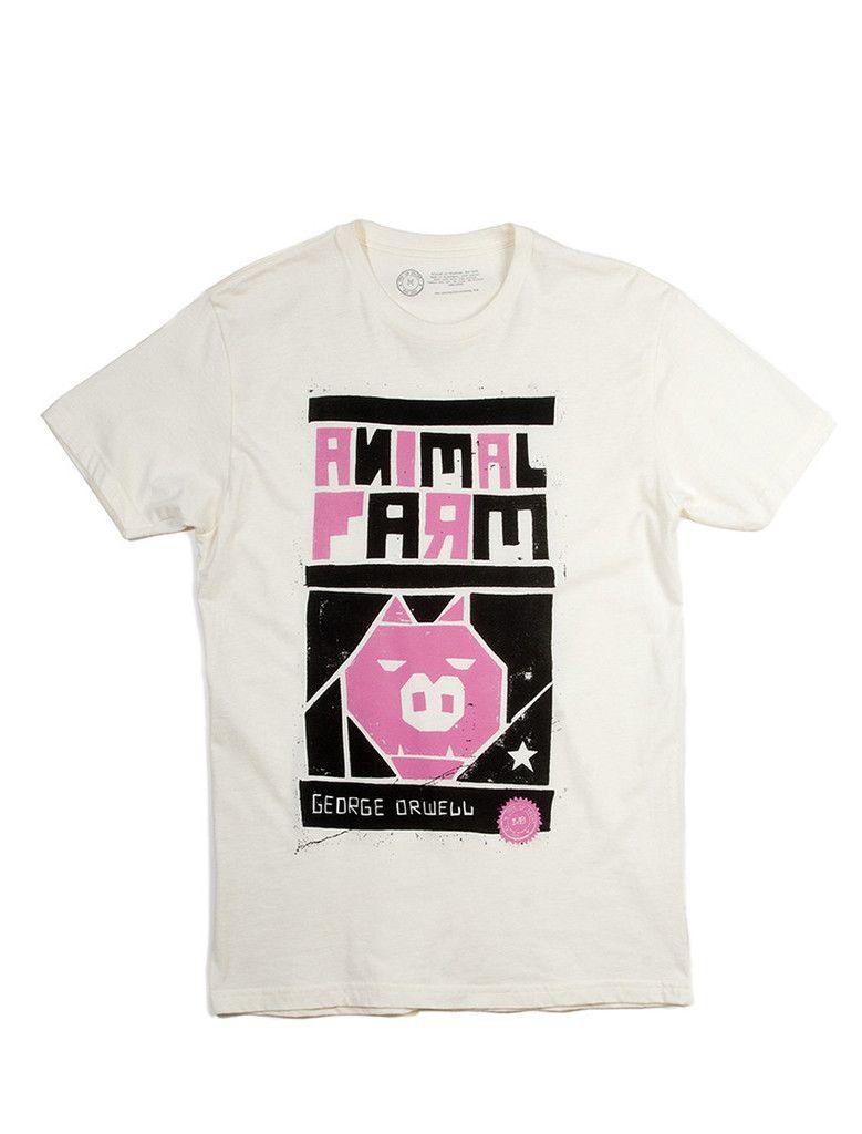 animal farm: burton edition t-shirt | outofprintclothing