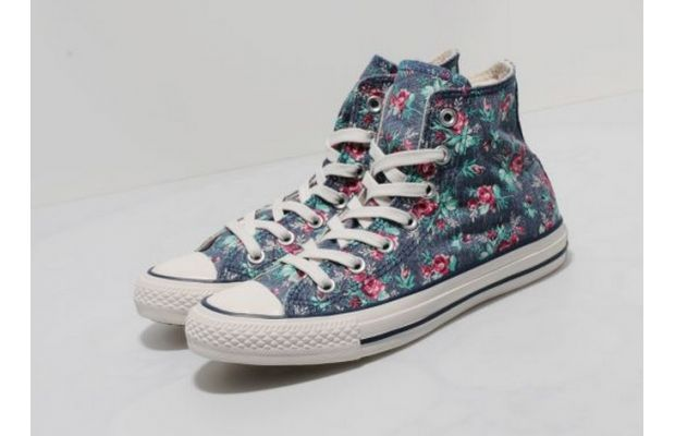 "Converse Chuck Taylor All Star ""Floral"" Pack"