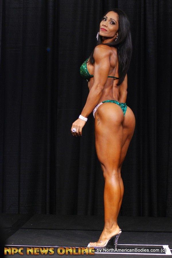 Marcia Goncalves - 2016 Miami Muscle Beach Pro