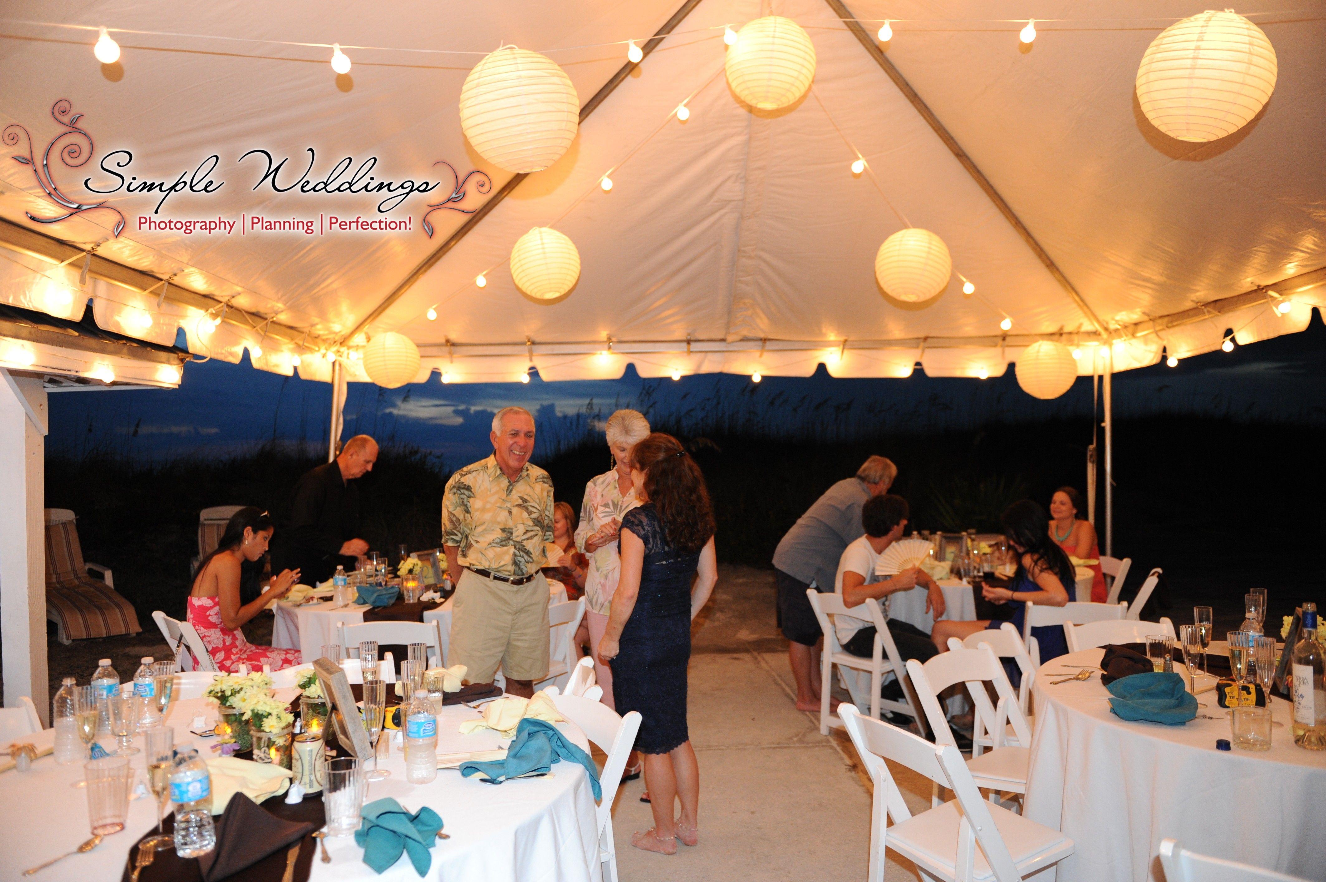 Clearwater Beach House Weddings Simple Weddings Beach Wedding Reception Wedding Reception Package Beach House Wedding Reception