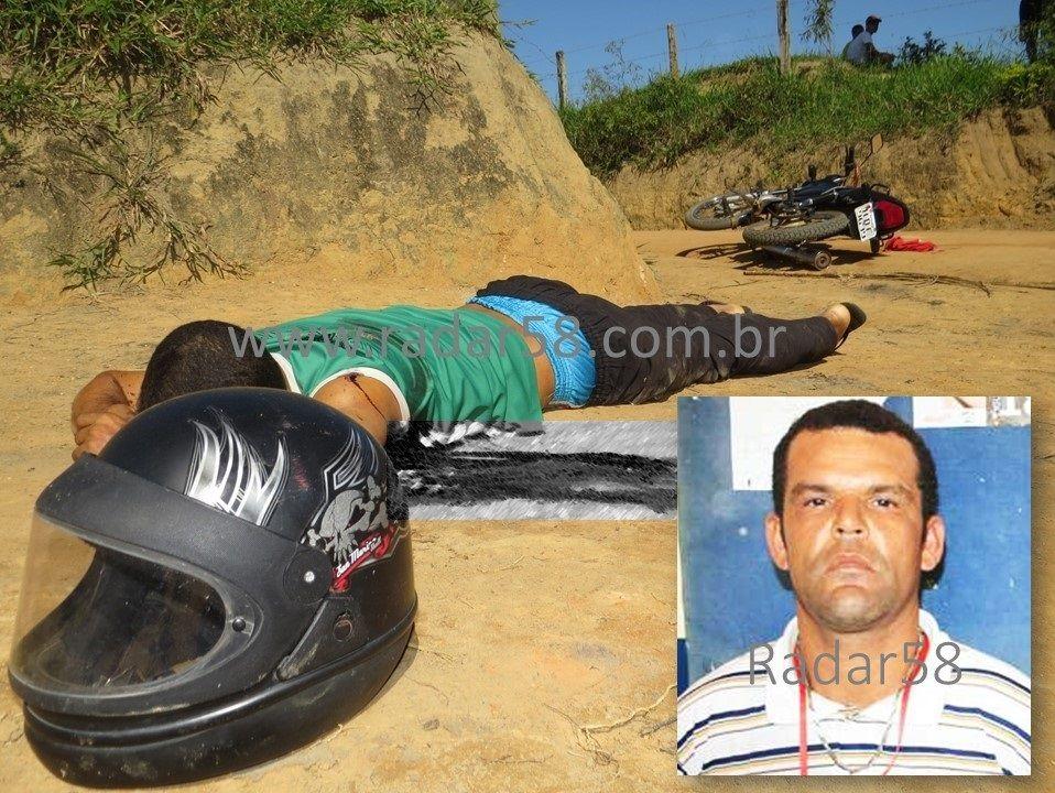 Homem é executado a tiros próximo ao cemitério de Ibirajá