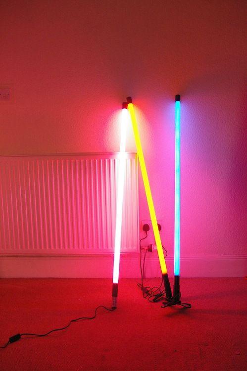 Neon De Couleur : Http://Www.Vistaglo.Com/Deco-Ambiance/Neons