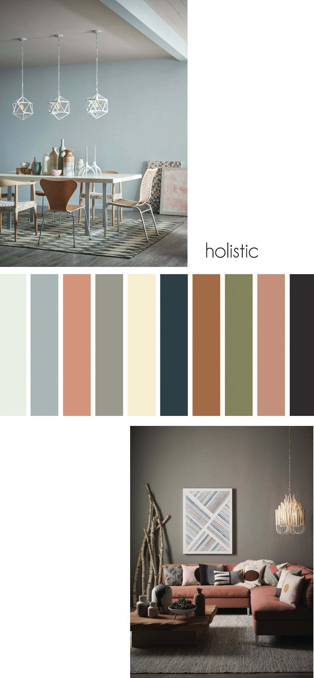 color trends for interiors 2017