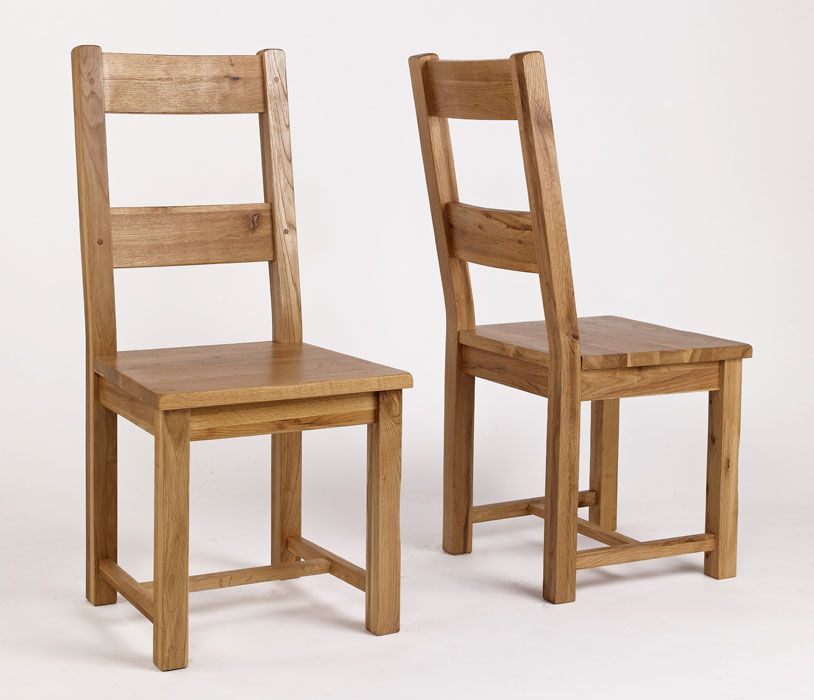 Buy Westbury Reclaimed Oak Timber Dining Chair