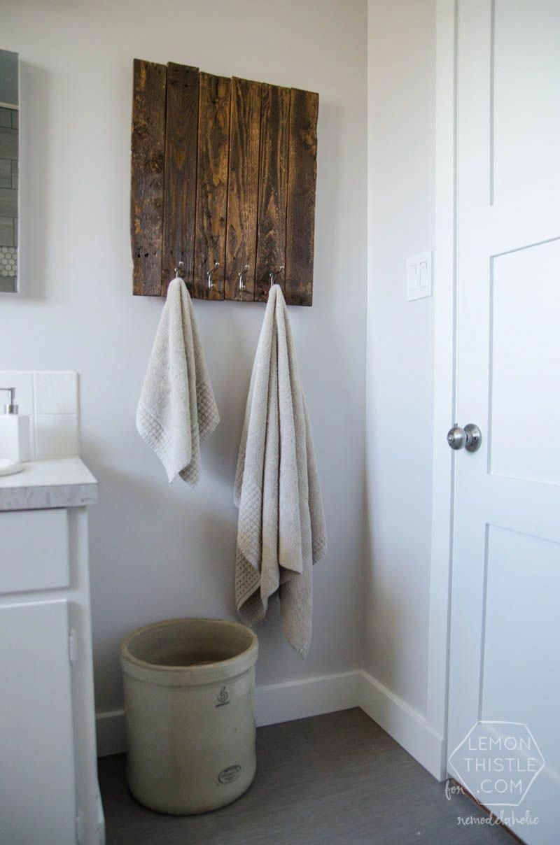 diy bathroom remodel on a budget and thoughts on renovating in rh pinterest com Bathroom Design Ideas On a Budget My Small Bathroom Remodel