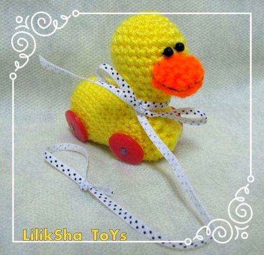 Tiny Duck Free Amigurumi Amigurumi Free Pattern Pinterest