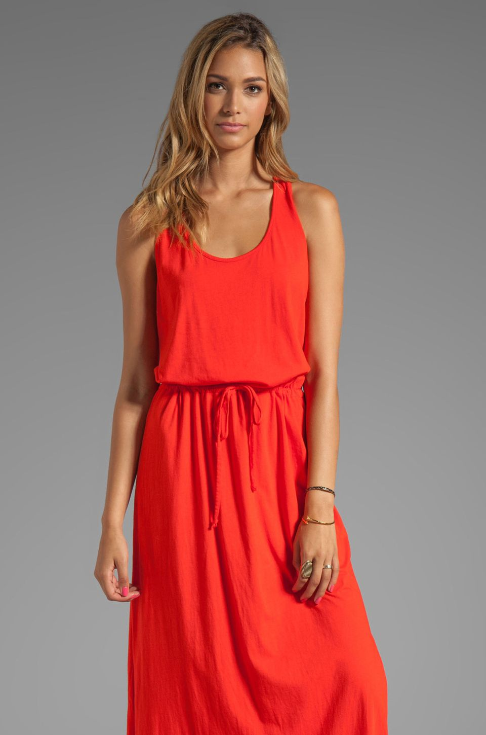 Awesome Color And Great Dress For Going To The Beach Which Pair Of Michael Stars Sungles Will You Wear With This