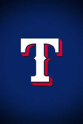 Texas Rangers Wallpaper 4 For The Iphone And Ipod Touch Texas Rangers Wallpaper Texas Rangers Baseball Texas Rangers