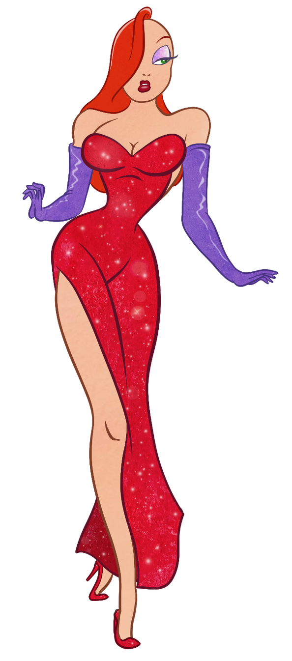 Jessica Rabbit I Didn T Know Who I Could Trust By Tabascofanatikerin On Deviantart Jessica Rabbit Disney Artists Jessica